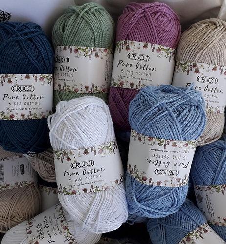 Crucci Knitting Cotton
