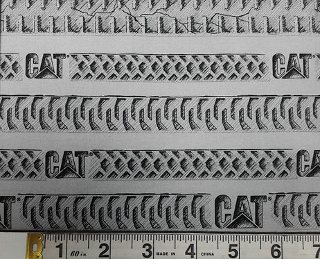 CAT- tracks taupe