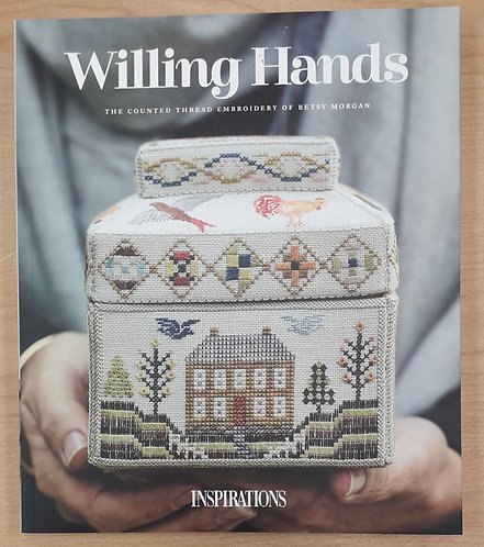 Willing Hands - Betsy Morgan