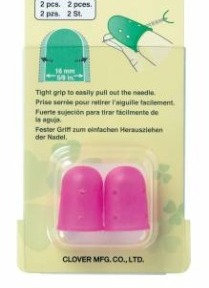 Clover Flexible Rubber Thimble- medium 6031CV