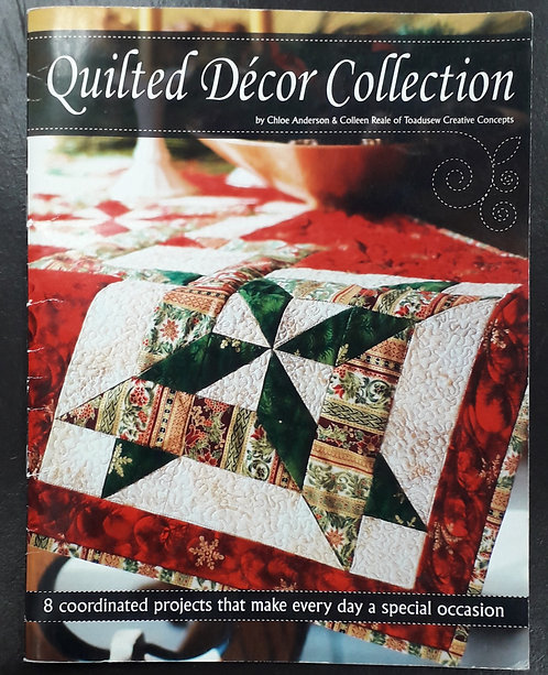 Quilted Decor Collection