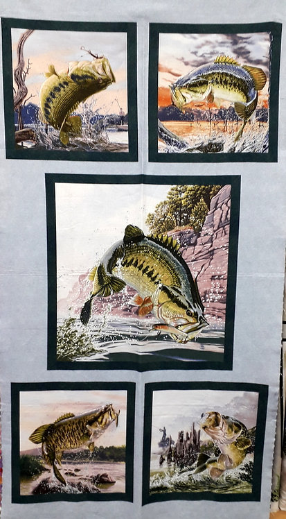 Trout Fish panel