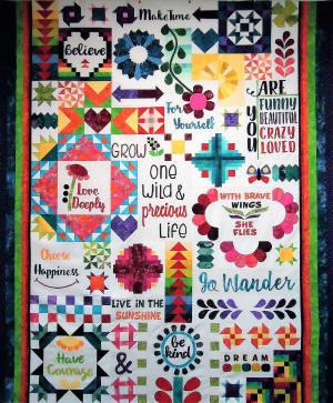 Dear Daughter BOM Pattern from Sheri Noel