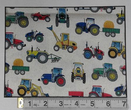Village Life - Tractor