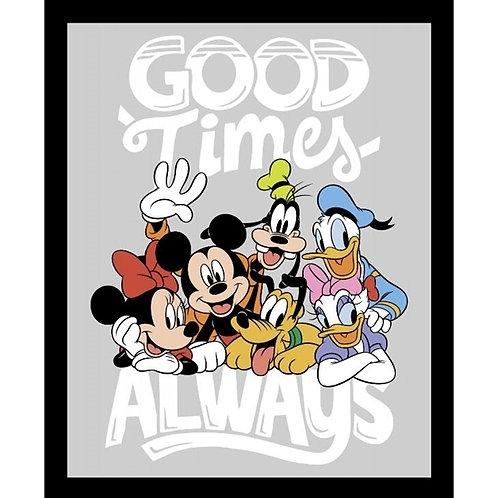 Mickey & Minnie Friends panel