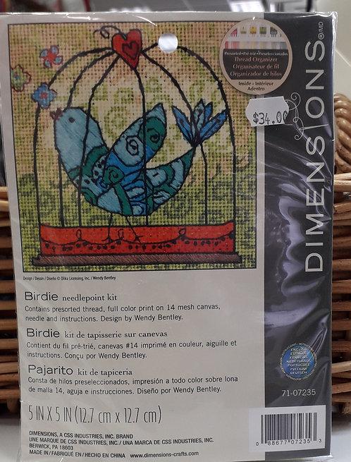 Dimensions - Birdie