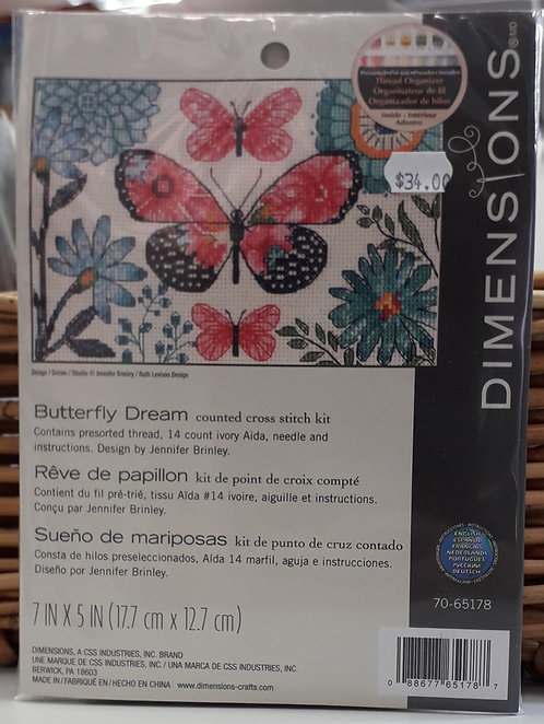 Dimensions - Butterfly Dream