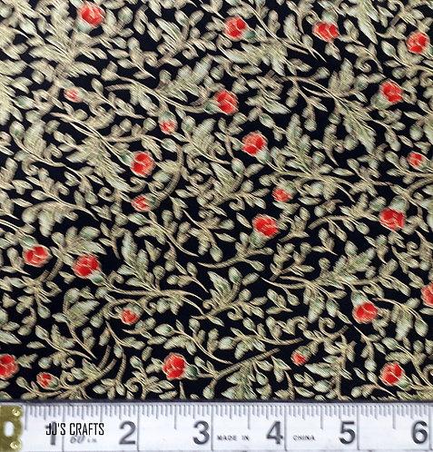 Gilded Blossoms - Poppy