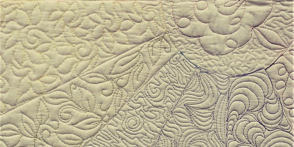 Freemotion Quilting Class
