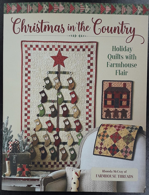 Christmas In The Country - Rhonda McCray
