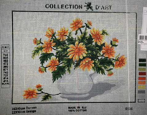 Collection d'arte Tapestry 6196- Daisys