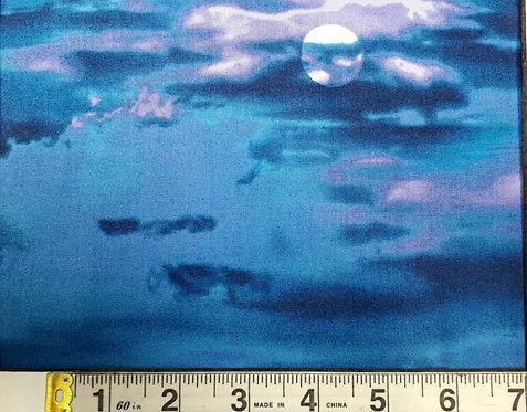 Landscape Medley - Moonlight Sky
