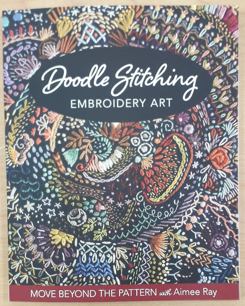 Doodle Stitching - Aimee Ray