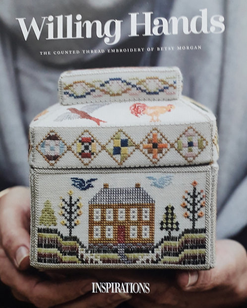 Willing Hands by Betsy Morgan & Inspirations