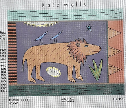 Kate Wells - Lion