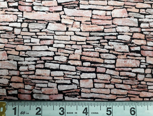 Landscape medley - bricks
