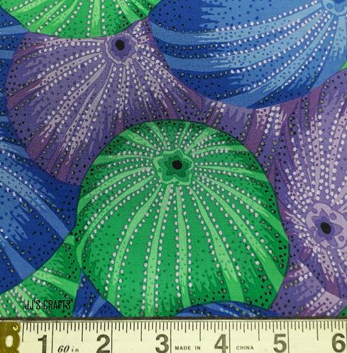 Sea Urchin - Blue