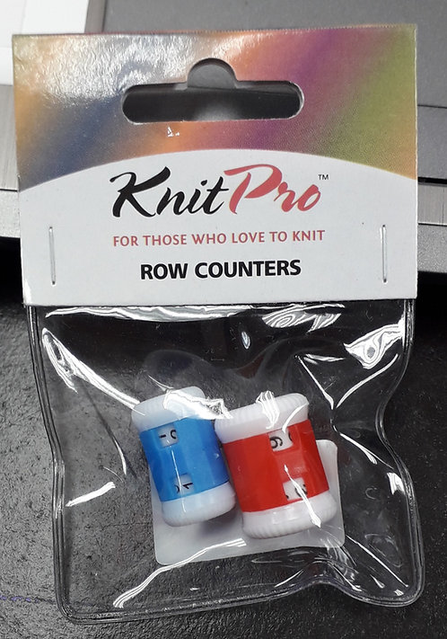 KnitPro - Row Counters