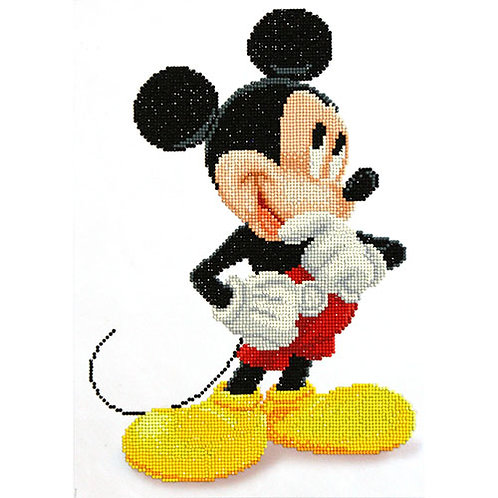 Diamon Dtz Mickey Mouse