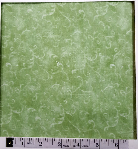 Filigree Light Green