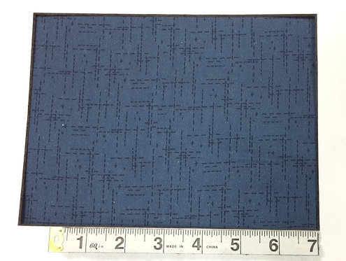 Stitched - Navy