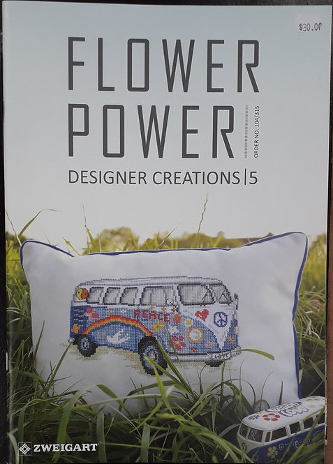 Flower Power - Designed Creations 5
