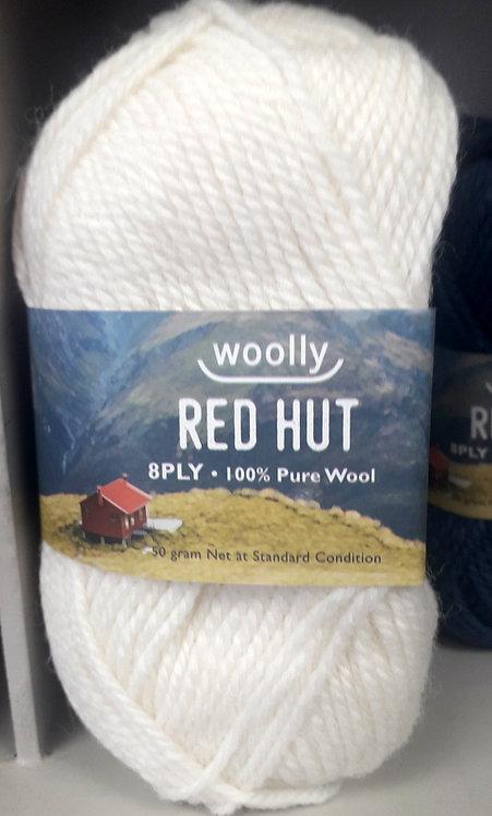 Red Hut Shade 2 Cream