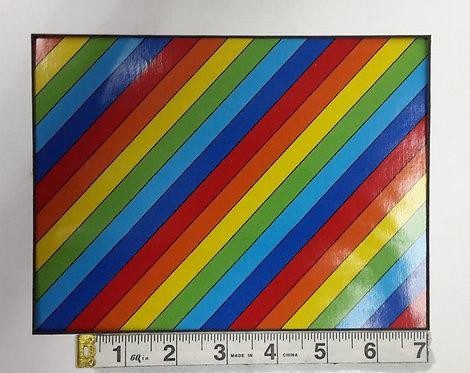 Rainbow Laminate