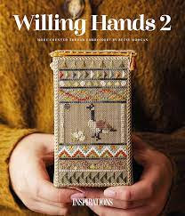 Willing Hands 2 by Betsy Morgan