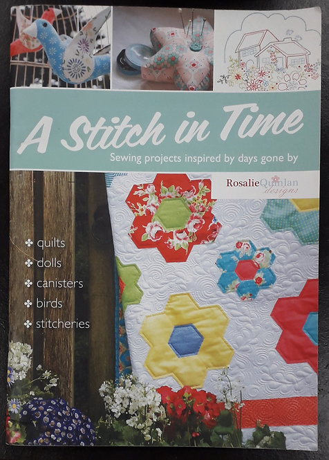 A Stitch In Time -Rosalie Quinlan