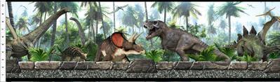 Jurassic Border