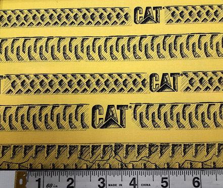 CAT - Tracks Yellow