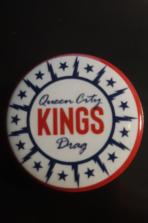 Round Logo Pin