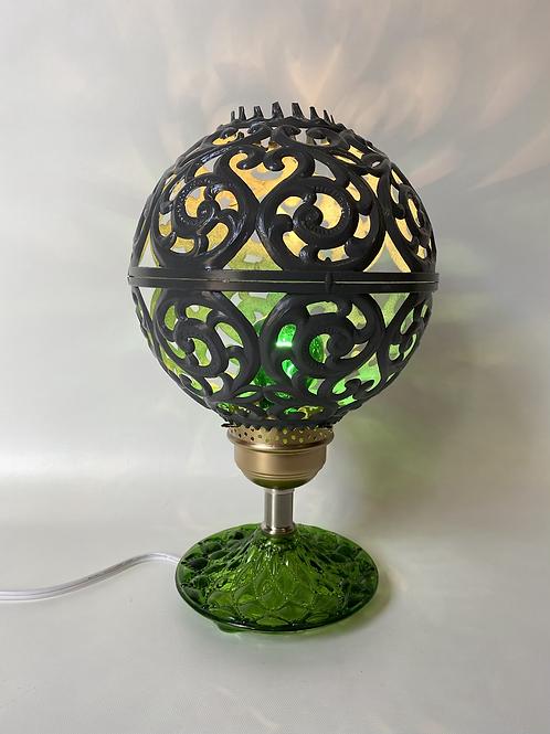 Lampe Vintage Refaite - Restored Vintage Table Lamp