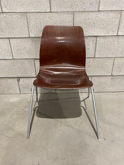 Chaise Royal Pagholz fin Années 60 - Late 60's Royal Pagholz Bentwood Chair