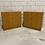 Thumbnail: Deux Cabinets en Teck - Mid-Century - Duo Teak Cabinets
