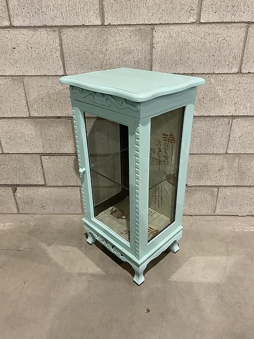 Petit Cabinet Vintage Vitré