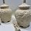 Thumbnail: Duo Lampes de Table Vintage en Porcelaine