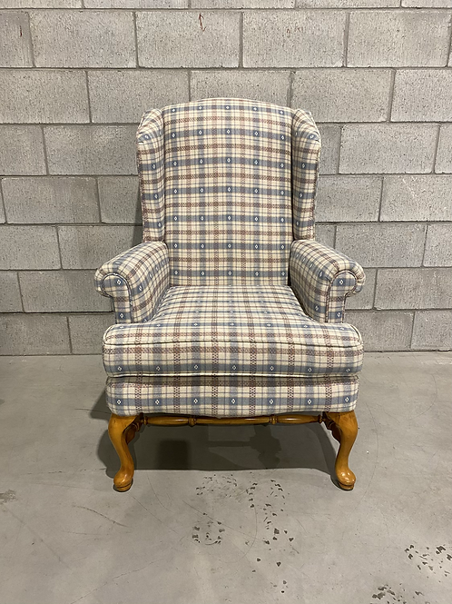 Fauteuil Wingback Lounge Chair