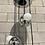 Thumbnail: Lampe Cascade - Mid-Century - Cascade Swag Lamp