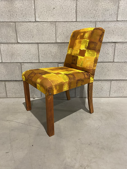 Chaise d'Appoint Années 70 - 1970's Side Chair