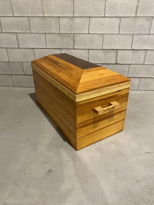 Grand Coffre en Cèdre - Large Cedar Chest
