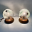 Thumbnail: Duo Lampes Vintage - Upcycled - Pair of Vintage Lamps