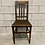 Thumbnail: Chaise Antique en Noyer - Antique Walnut Side Chair
