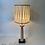 Thumbnail: Lampe de Table Antique en Porcelaine - Antique Porcelaine Table Lamp