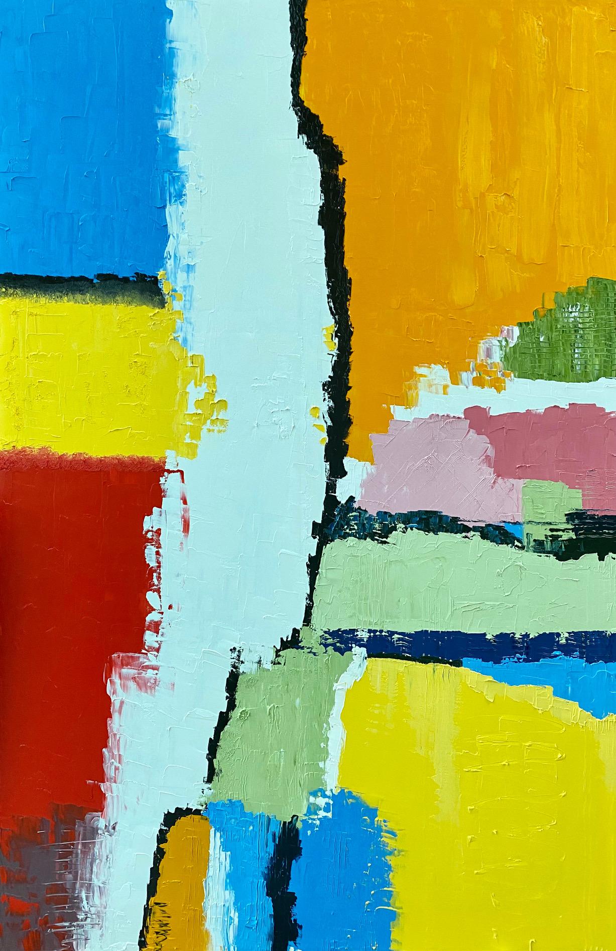 Falésias in color