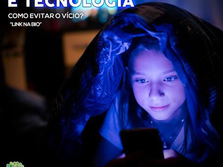 Filho pequeno e tecnologia: como evitar o vício?