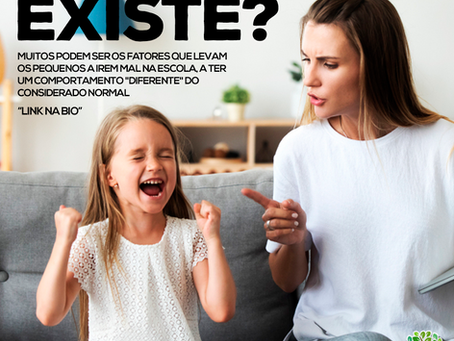 Criança difícil existe?