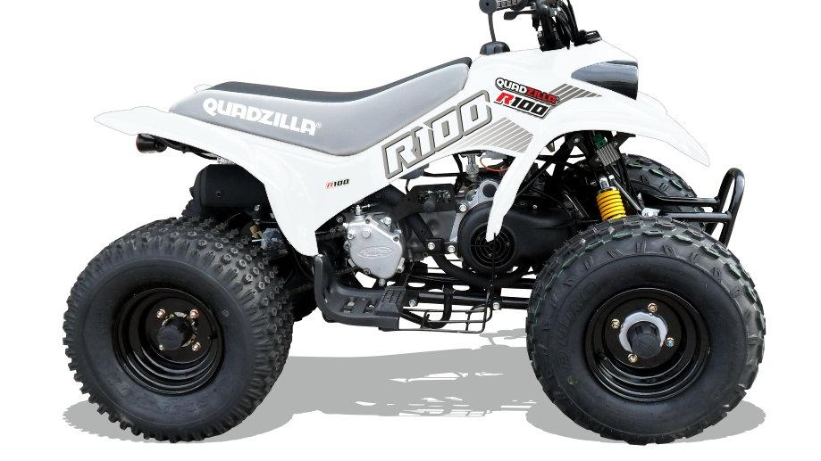 Quadzilla R100 - White