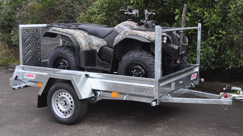 Logic XRT Road Legal Trailer 750kg